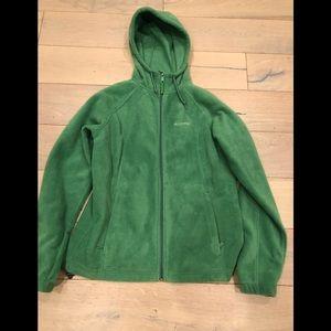 Columbia jacket, size large